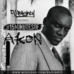 #15MinutesOfAkon // Week.01 // Twitter @DJBlighty