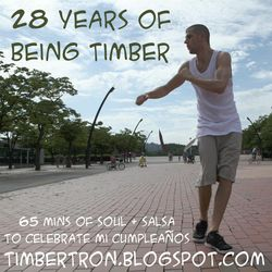 28 Years Of Being Timber