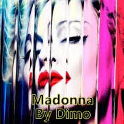 Madonna  By Dimo Spring Time Mix 2017
