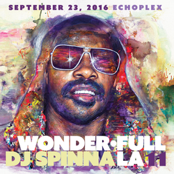 DJ SPINNA'S 'WONDER WROTE IT 2.5'