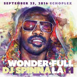 DJ SPINNA'S 'WONDER WROTE IT 2.5'