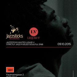 Bryan gee live at Liquid V  V  Versus Jazzstick Recordings Roxy Vienna  2016
