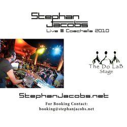 Stephan Jacobs Live at Coachella 2010