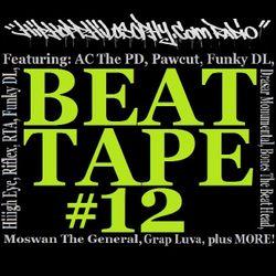Beat Tape #12 - HipHopPhilosophy.com Radio