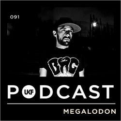 """UKF Podcast #91 - Megalodon's """"Evolution Vol. 2"""" Mix"""