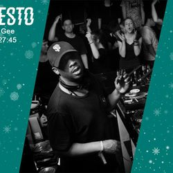 V Recordings Special - Bryan Gee  at Presto 3 Years bday  @Silbergold - Fra nfurt Germany 03.10.2015