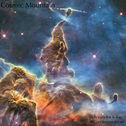Cosmic Mountain (for X-Ray @Concertzender)