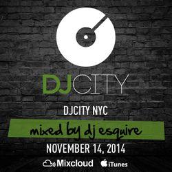 DJ Esquire - Friday Fix - Nov. 14, 2014