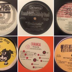 Bin Digging: Sam Hall's £10 mix (BD001-025)