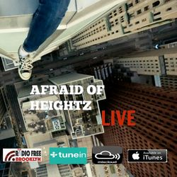 Afraid Of Heightz Live July 19 2016(The Cameo Interview