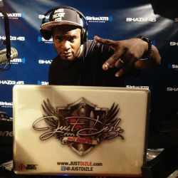 @JustDizle - @RealSway In The Morning Mix on Sirius Shade 45 (11/27/03)