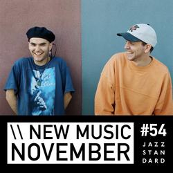 Jazz Standard \\ November's New Music