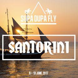 Supa Dupa Fly Santorini x Reggae Bashment Pool Party x DJ Fearney