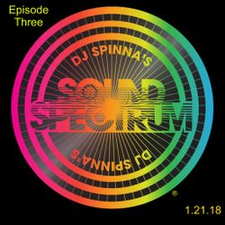 DJ Spinna Sound Spectrum (Episode 3)