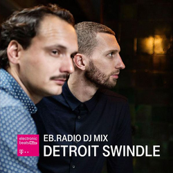 Detroit Swindle - TELEKOM ELECTRONIC BEATS RADIO
