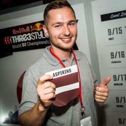 DJ Aspirins - Latvia - World Finals 2015 : Night 2