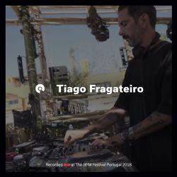 Tiago Fragateiro @ The BPM Festival Portugal 2018 (BE-AT.TV)