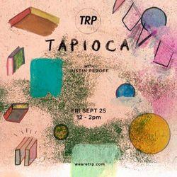 TAPIOCA ft KAEWONDER - SEPTEMBER 25 - 2015