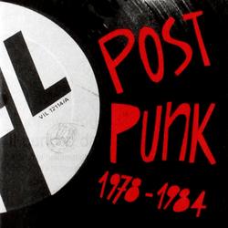 Ghost Rider ♪♫ 143 - Post-Punk vol.2 2017-09-19