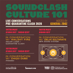 Soundclash Culture 101 W/ Delhi Sultanate (BFR Sound System) Part2