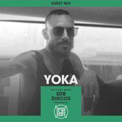 MIMS Guest Mix: YOka (SDB Discos, Sao Paulo)