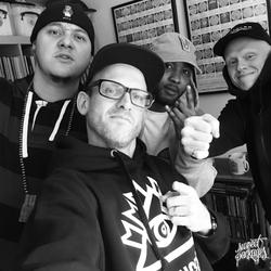 Suspect Packages Radio Show ft. Triple V live (Nov 2017)