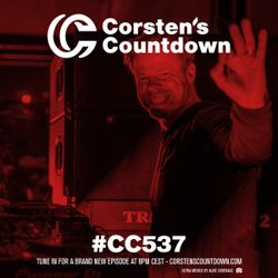 Corsten's Countdown - Episode #537