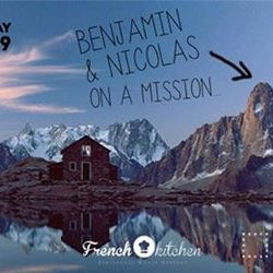 BENJAMIN AND NICOLAS ON A MISSION @ IBIZA SONICA STUDIOS 16TH JULY 2014