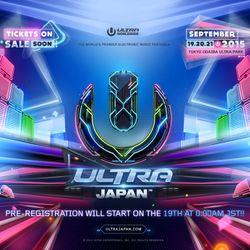 Ultra Japan 2015 Preparation MIX #1 (Day1 & Day2)