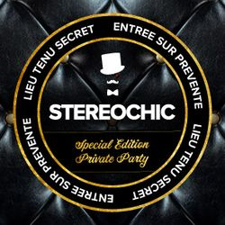 """Stereo Chic """"spécial edition"""", 2016 11 05, Promo mix"""