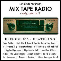 Mix Tape Radio on Folk Radio UK | EPISODE 015