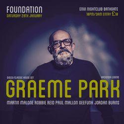This Is Graeme Park: Foundation @ Envi Bathgate 28JAN17 Live DJ Set
