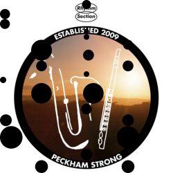 Rhythm Section Release Party w/ Earth Trax & Newborn Jr. (12/10/16)