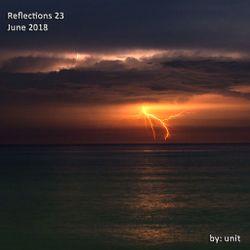 Reflection 23 - June 2018