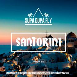 Supa Dupa Fly Santorini 2017 x 90s / 00s Hiphop & RnB