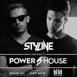 Styline - Power House Radio #27 (Back2Black Guest Mix)