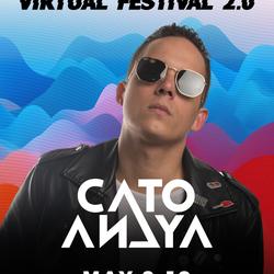 Cato Anaya - 1001Tracklists Virtual Festival 2.0