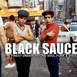 Black Sauce  Vol.192