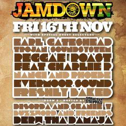 Reggae Roast Jamdown promo mix