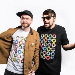 The Allergies - Tuff Beats, Fast Raps Mix