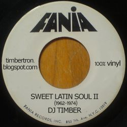 Sweet Latin Soul II (1962-1974)