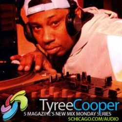 Tyree Cooper New Mix Monday (April 12 2010)
