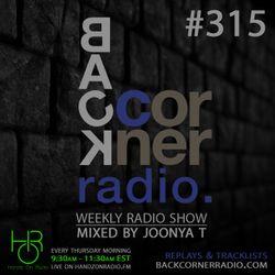 BACK CORNER RADIO: Episode #315 (March 22nd 2018)