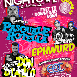 Night Owl Radio 025 ft. Don Diablo and Ephwurd