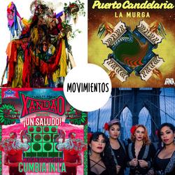 Movimientos SOAS Radio 10/5/17 w/ Puerto Candelaria|Nomade Orquestra|Los Daddys|Chancha via Circuito