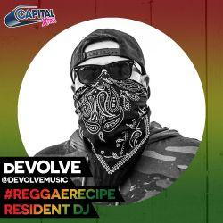 #ReggaeRecipe Resident DJ - dEVOLVE (@iamdevolve)