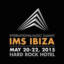 ARTHUR BAKER - IBIZA SONICA @ IMS 2015 ON LOBBY BAR HARD ROCK HOTEL IBIZA - 22 MAY 2015