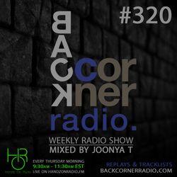 BACK CORNER RADIO: Episode #320 (April 26th 2018)