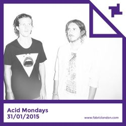 Acid Mondays - fabric x One Records Mix (Jan 2015)