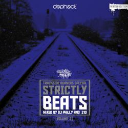 Strictly Beats Vol.2 - Dephect x Trackside Burners - Mixed by DJ Philly & 210